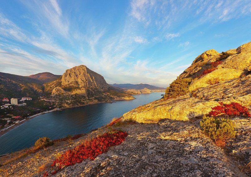 Крым, Новый свет, Сокол, Коба Кая Вспоминая осень ждём весну!photo preview