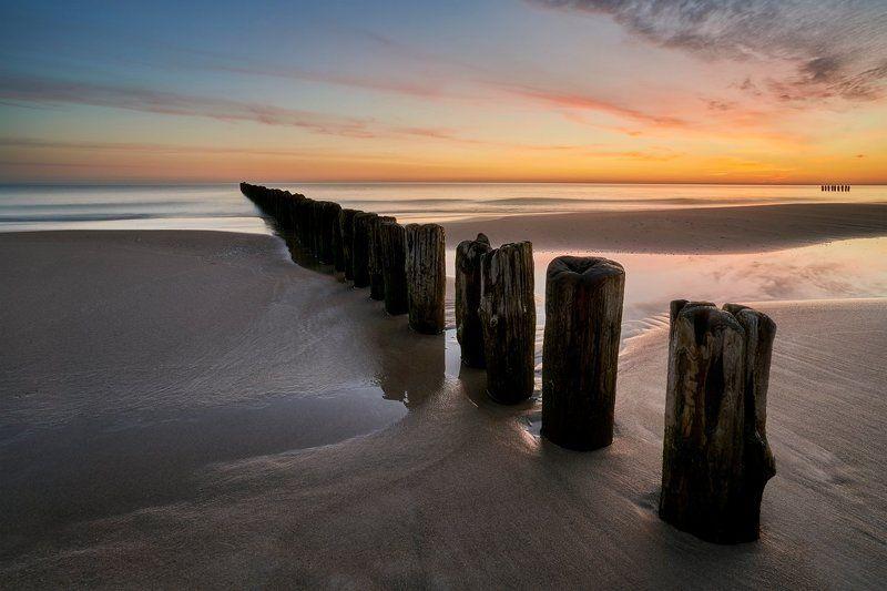baltic, sea, beach, landscape, sunrise Baltic seaphoto preview