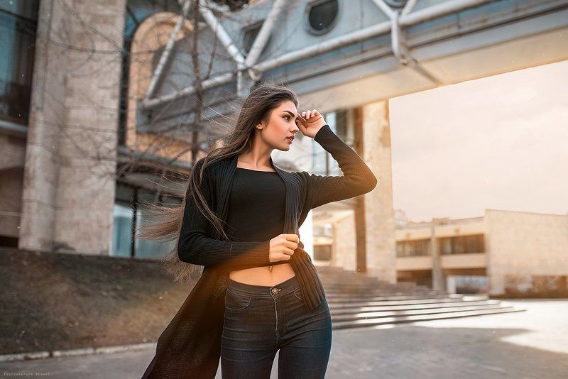portrait, beauty, beautiful, model, girl, pretty, color, eyes, art, photo, nikon, conceptual, 35mm, dantar90, begmad, портрет, глаза, красивая, взгляд Towards the windphoto preview