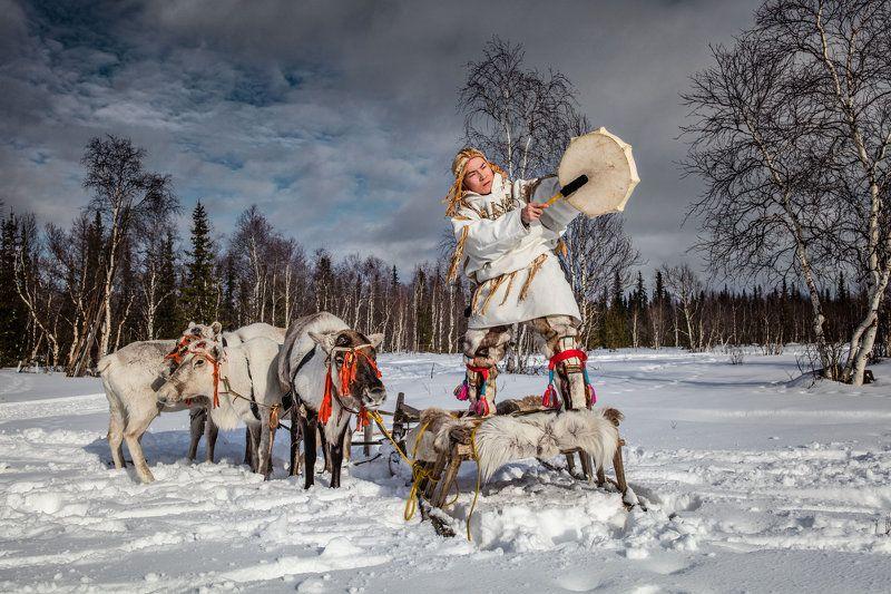 Танец Белого шамана. Ямалphoto preview