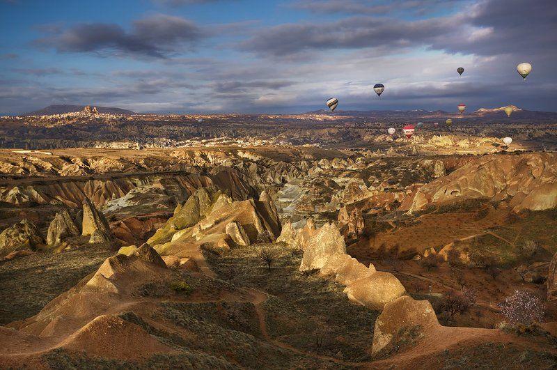 Crossing Cappadociaphoto preview