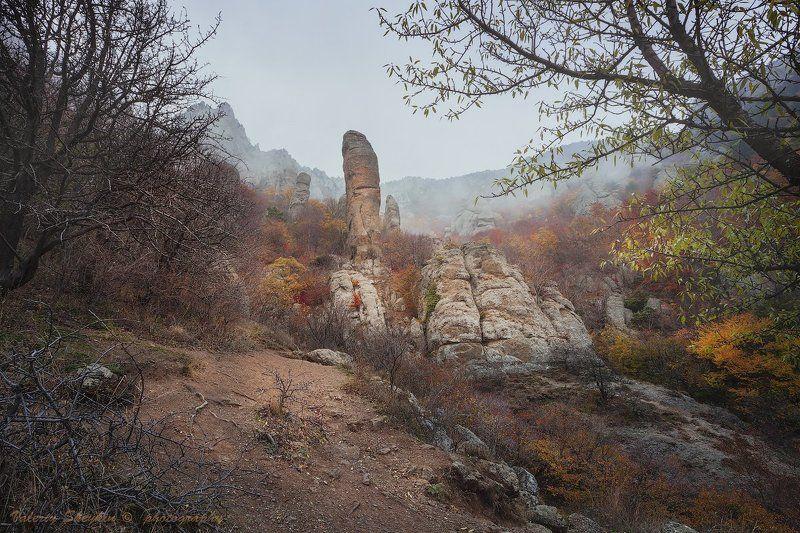 южная демерджи Каменные стражиphoto preview