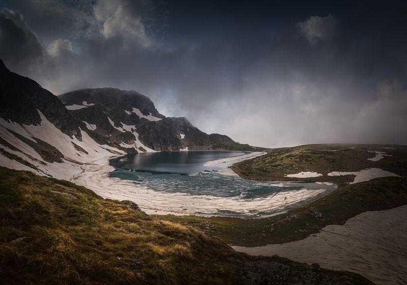Езеро Бъбрека - Рилаphoto preview