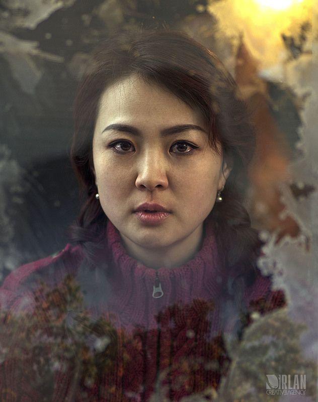 mongolia Portrait 13photo preview