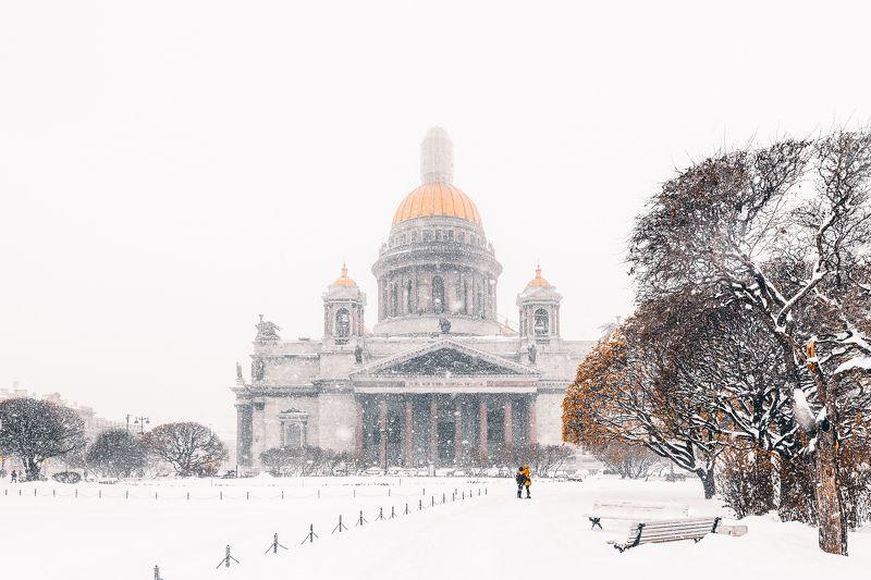 spring, russia, snow, спб, весна, снег, city, sky, небо, город, архитектура Санкт-Петербургphoto preview