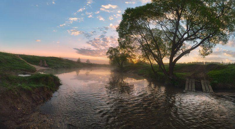 тула, тулица Шелест речки легкий в утренней тиши...photo preview