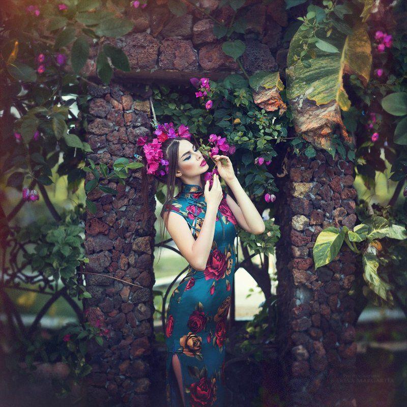Oriental flowerphoto preview