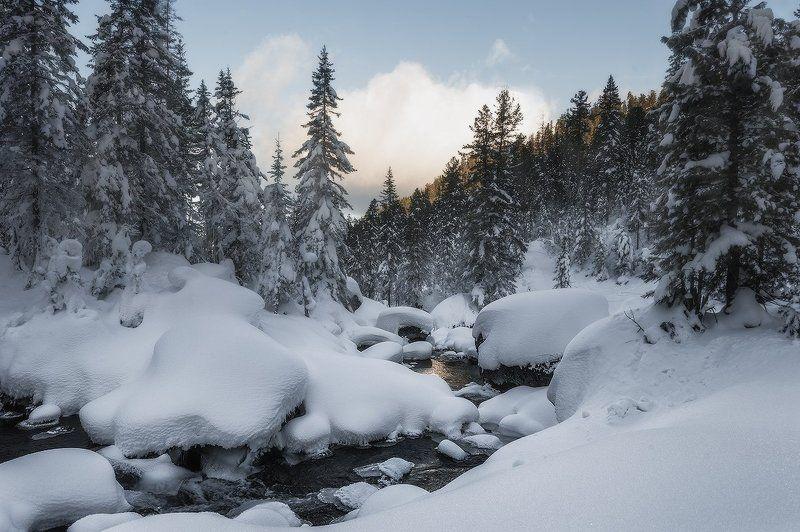 зима снег сугробы Воспоминания о зиме...photo preview