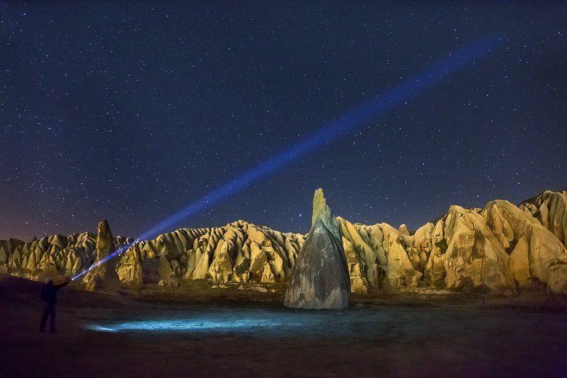 Nightlife in Cappadociaphoto preview