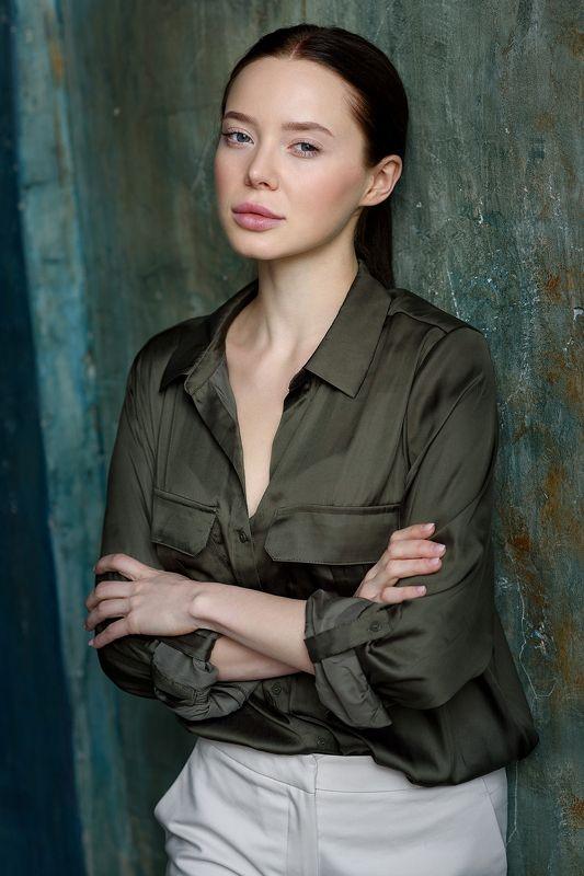 портрет, portrait, Nikon Дашаphoto preview