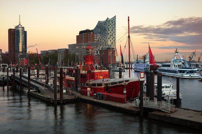 Гамбургские зарисовки (продолжение)photo preview