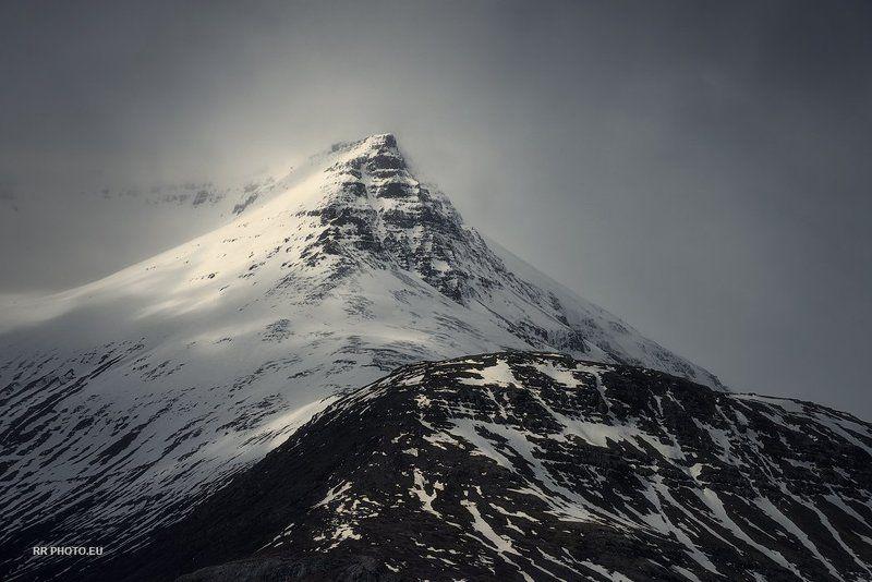 iceland, winter, landscape, mountain, snow, light Toward the dreamphoto preview