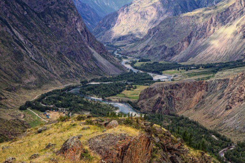 Кату-Ярык и долина Чулышманаphoto preview