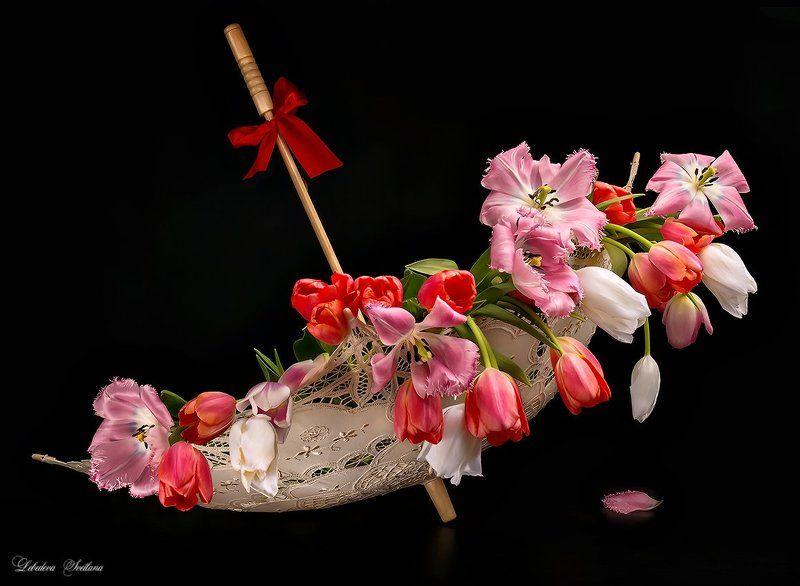 тюльпаны,цветы,букет Тюльпановаяphoto preview