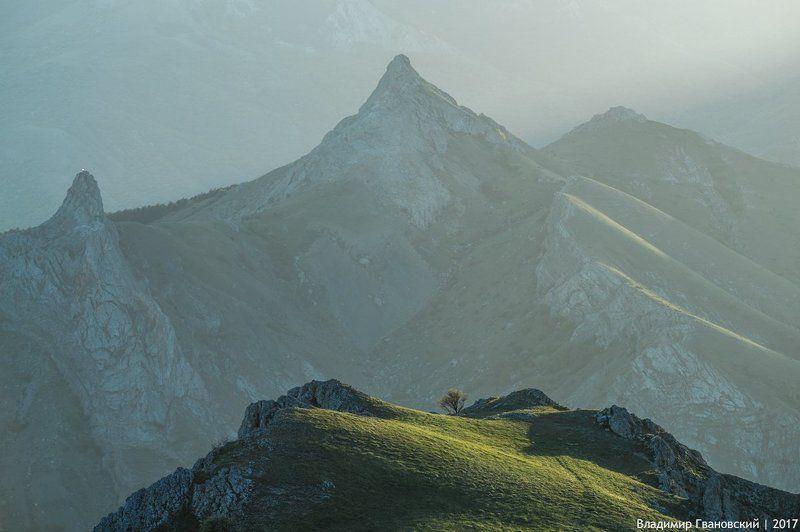 Закат на горе Чок-Сары-Каяphoto preview