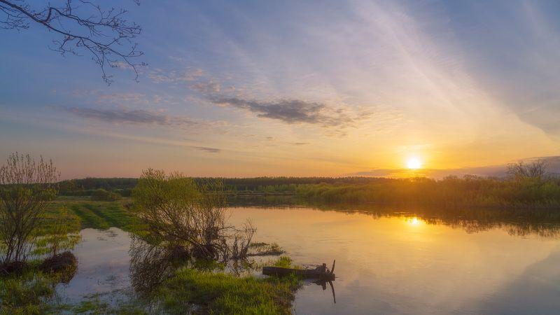 Весенние закаты. Майphoto preview
