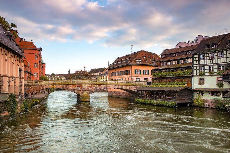 cтрасбург старый мостphoto preview