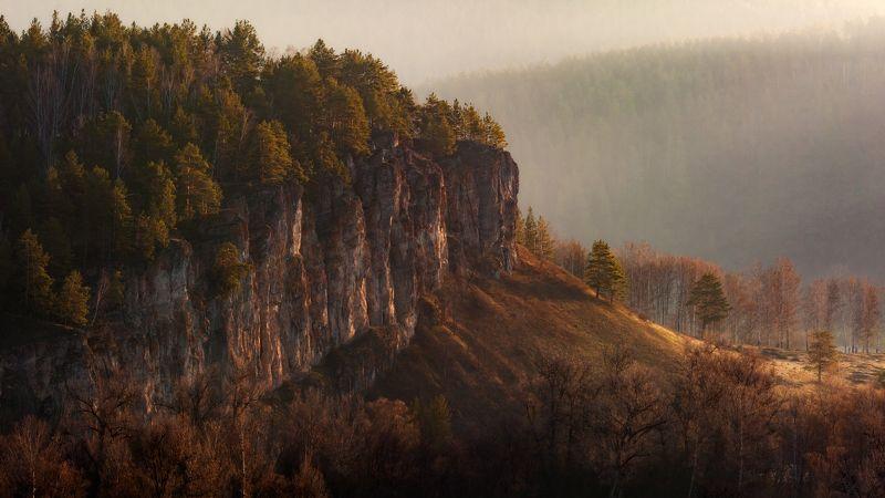 южный урал, река юрюзань, жеребчиковый гребень Урочище Жеребчикphoto preview