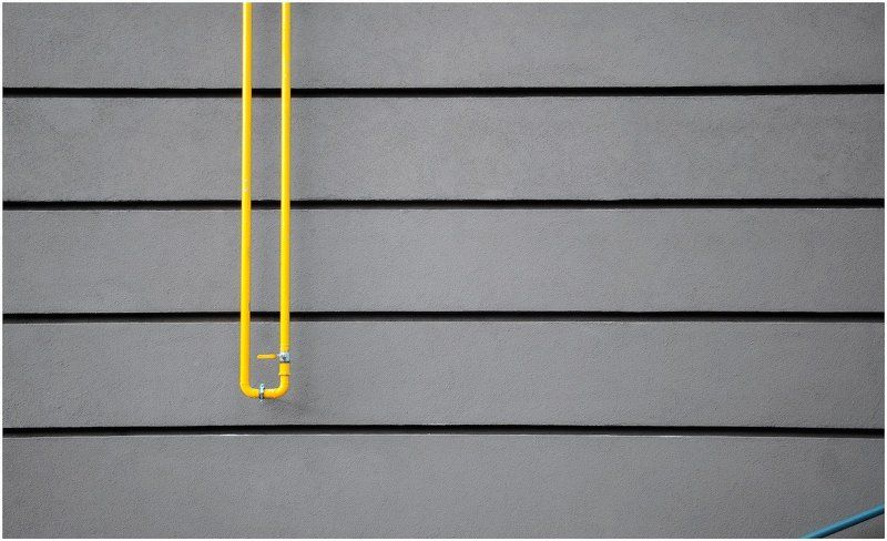 Abstract yellow pipephoto preview