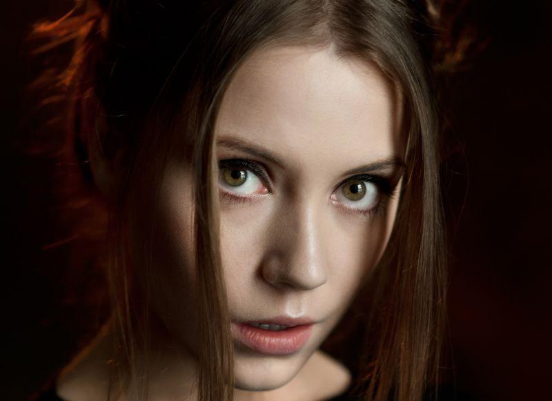портрет; Ксенияphoto preview