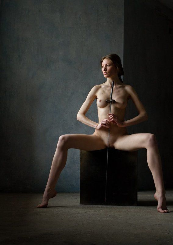 fine art nudes Silent melodyphoto preview