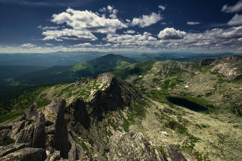 ергаки, горы, саяны, лето, сибирь На крыльях Птицыphoto preview