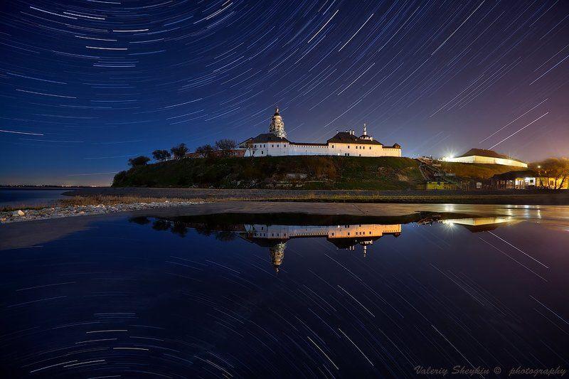 Остров-град Свияжск. После дождяphoto preview