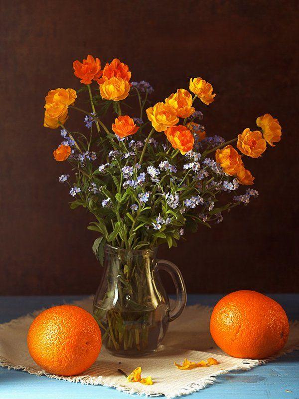 Оранжевое лето...photo preview