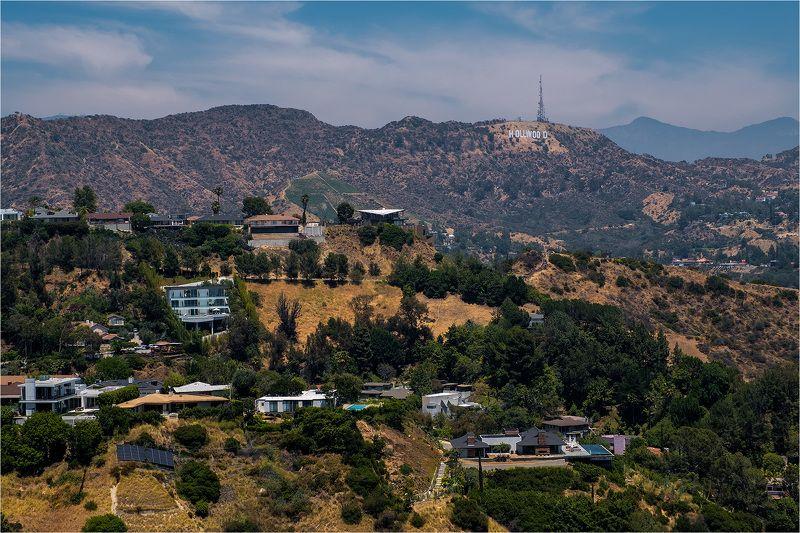 hollywood, los ángeles, usa, голливуд, лос анджелес, сша [hollywood hills]photo preview