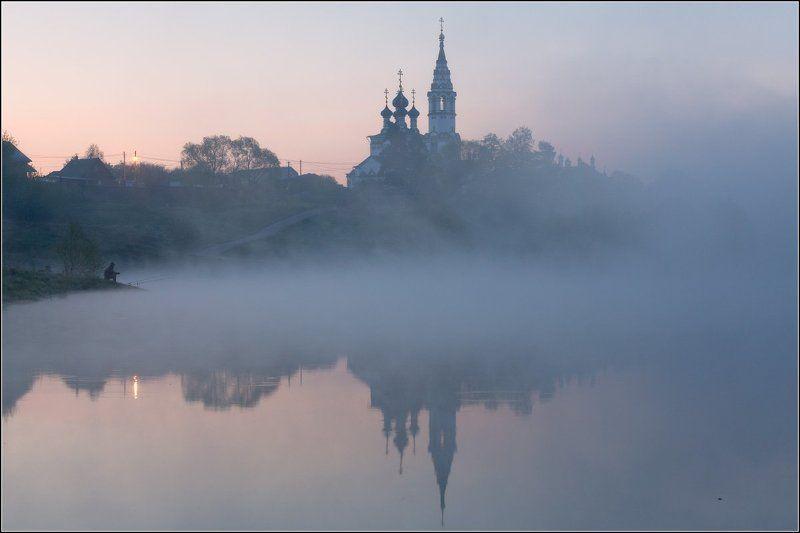 Россия, Московская обл, Валищево В свете утренней зариphoto preview