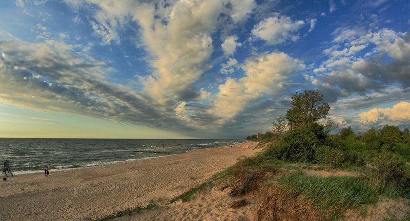 Балтийский берегphoto preview