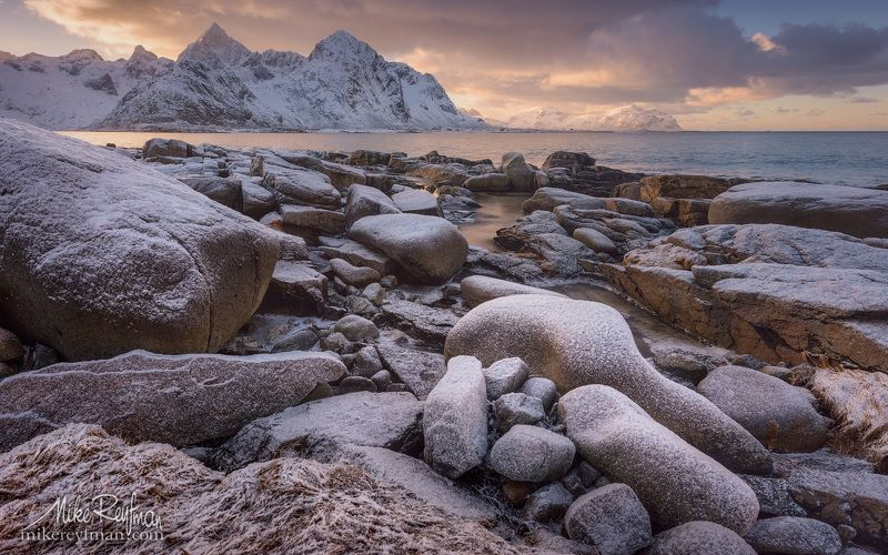 arctic coast; europe; fjord; landscape; light; lofoten archipelago; mountain; nature; nordic; nordland; north; norway; norwegian; ocean; outdoors; peaks; picturesque; rorbu; rorbuer; scandinavia; scenery; scenic; sea; sky; snowscape; water; weather; winte Северные берегаphoto preview
