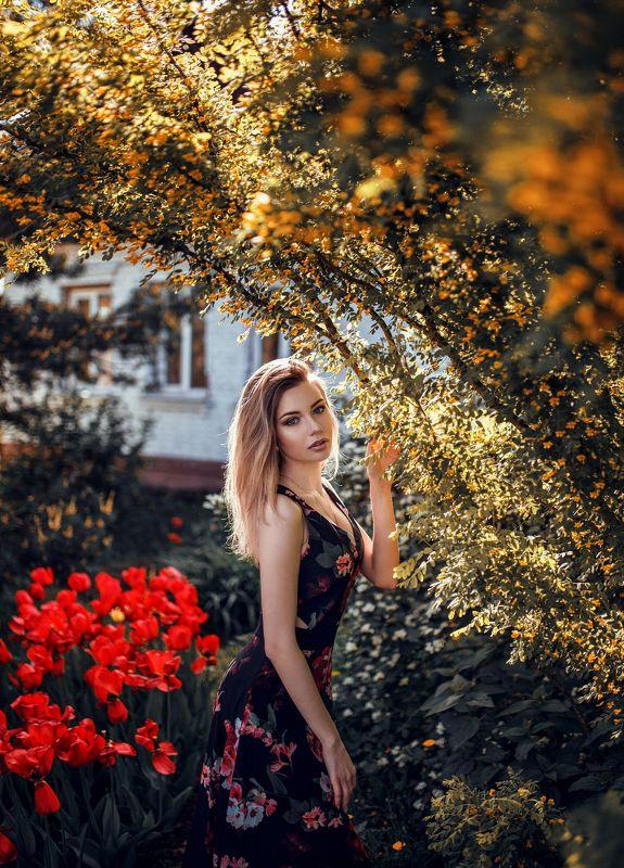 #portrait #beautiful #model #russia #moscow # #canon #sigma #natural #light #портретарт #модель #portrait #art Dariaphoto preview