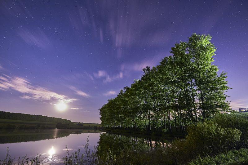 Закат полной луныphoto preview