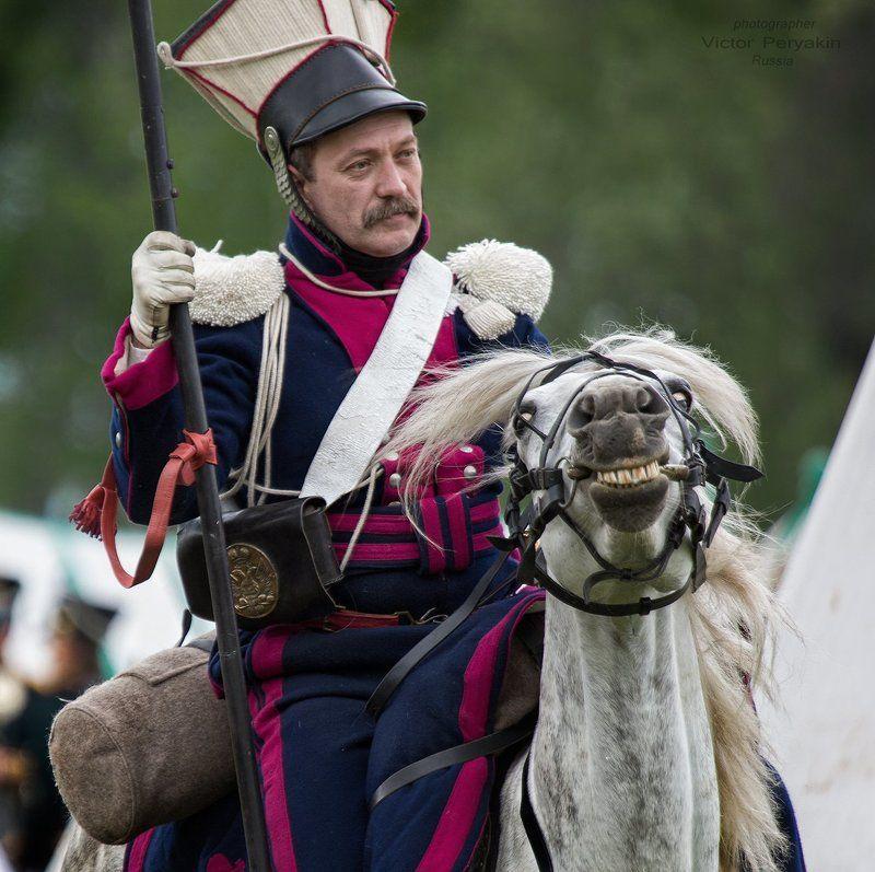 бородинское поле фестиваль оловянный солдатик Не горюй!photo preview