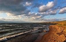 озеро Гусиное