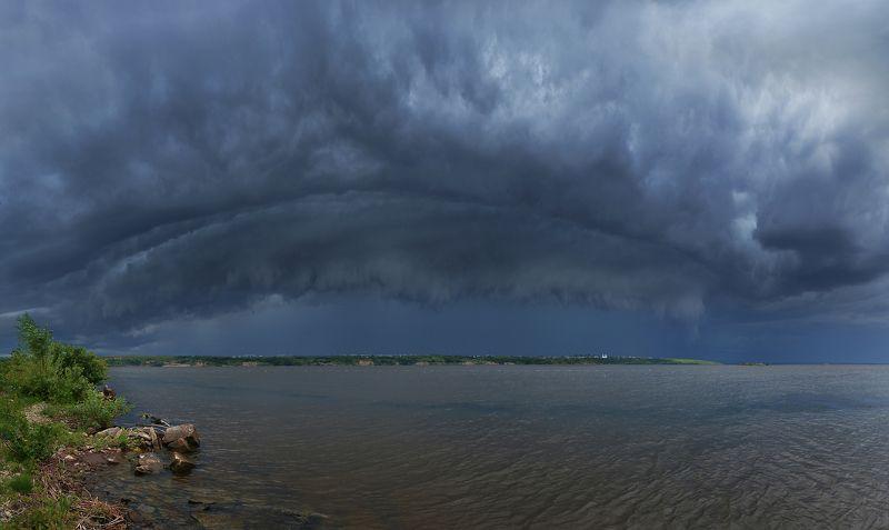 Небесный штормphoto preview
