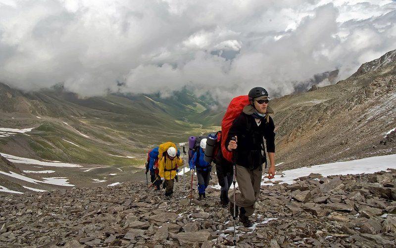 поход, горы, кавказ, приэльбрусье Предводительphoto preview
