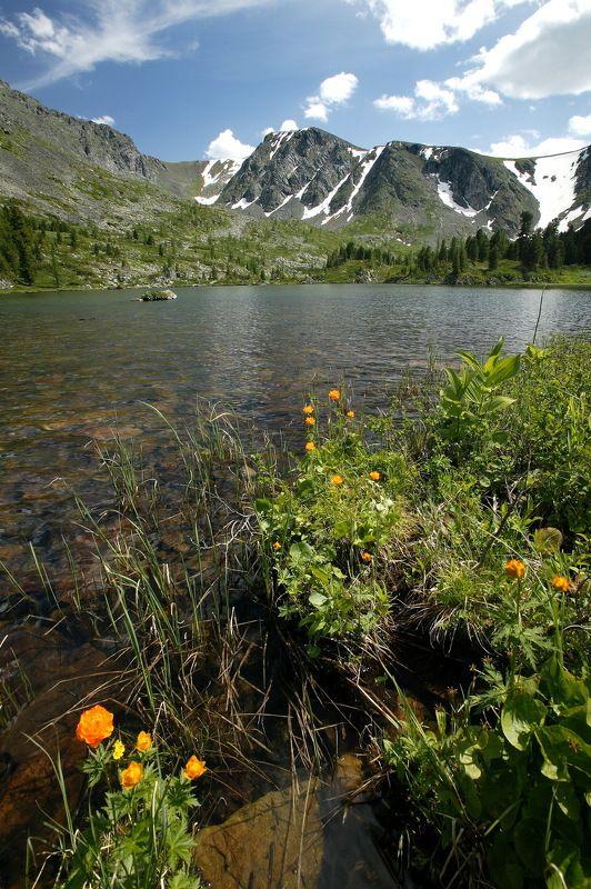 Каракольские озера (№5)photo preview