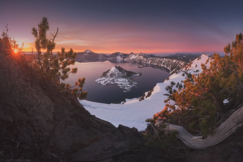 США, Америка, Орегон Crater lakephoto preview