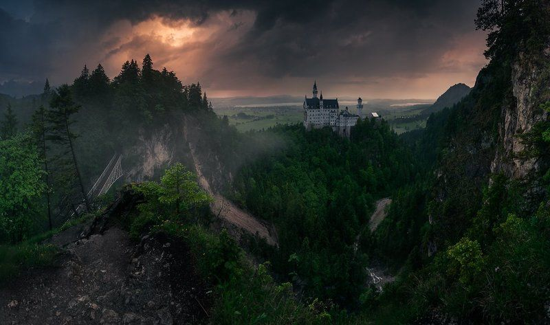 Neuschwanstein Castlephoto preview