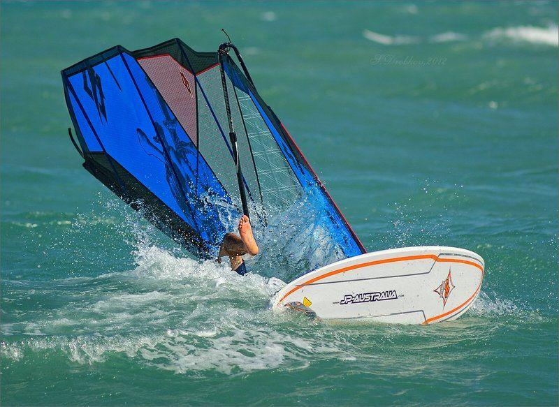 сёрфинг, спорт, досуг, море Крутой виражphoto preview
