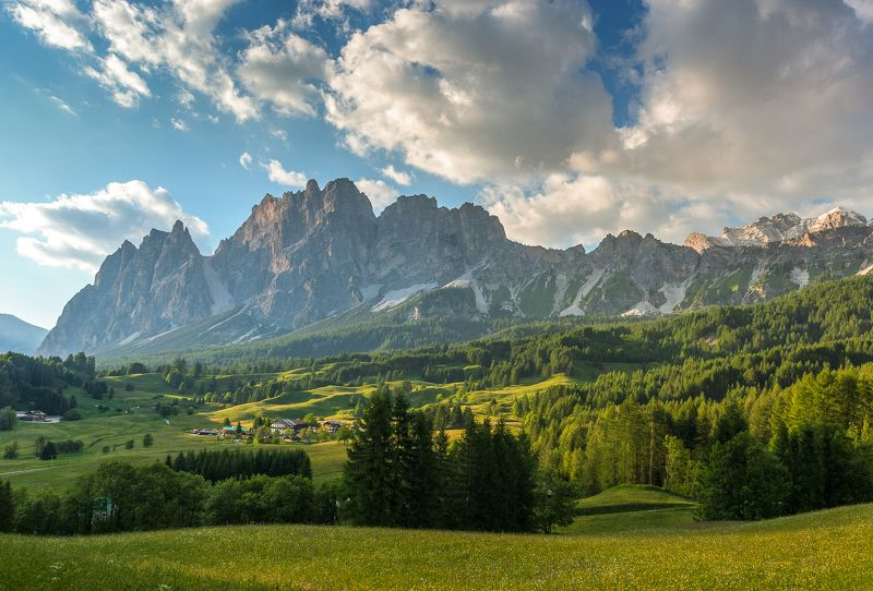 italy, mountains, dolomites, Dolomitesphoto preview