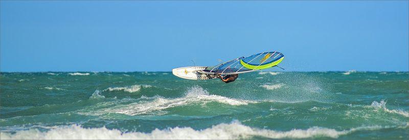 сёрфинг, спорт, досуг, море По линии горизонтаphoto preview