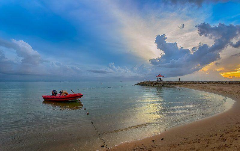 пейзаж, морской,путешествие,рассвет,пляж,ИндонезияББали, Еще раз про Бали..photo preview