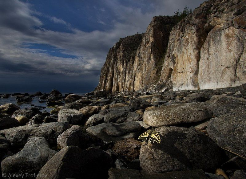байкал, пейзаж, бабочка, саган-заба Дух Саган-Забыphoto preview