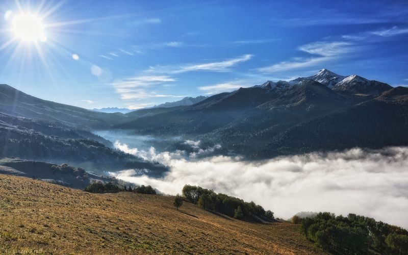 Когда отступает туман...photo preview