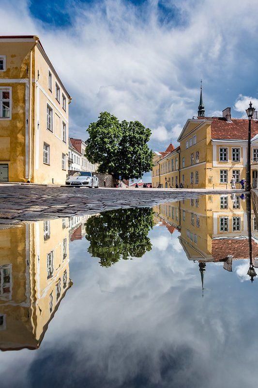 Старый Таллин.photo preview