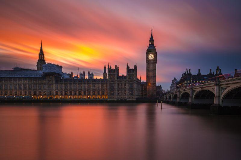 город цвет небо Colors of Londonphoto preview