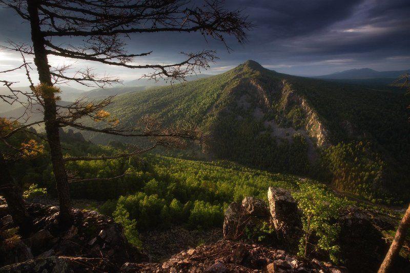 урал, горы, айгир Айгирphoto preview